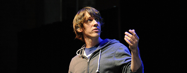 Interview with Dennis Crowley of foursquare - Turning life into a game