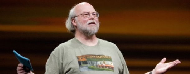 Exclusive interview with James Gosling, the father of Java