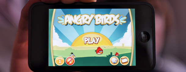 Interview with Rovio CEO Mikael Hed, the man behind mobile gaming phenomenon Angry Birds
